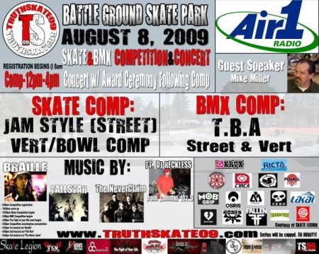 TS09 FLYER BMX COMP